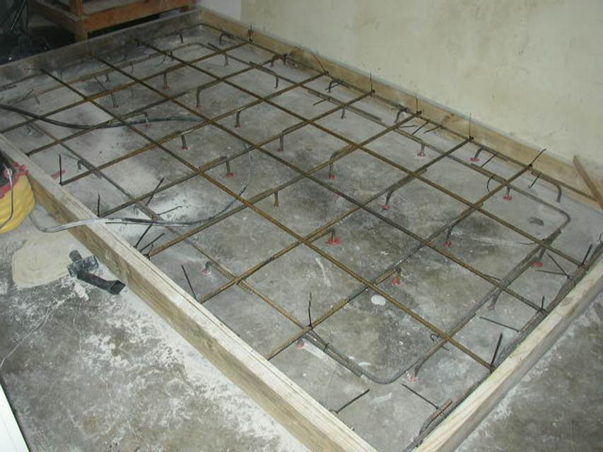 How Thick To Pour Concrete Garage Floor Designs